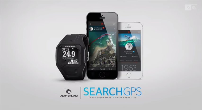 Rip Curl Search GPS,リップ・カール・サーチ