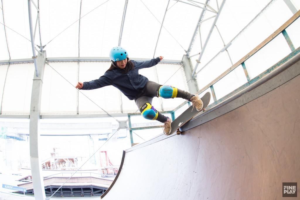 スケートボード 中村貴咲