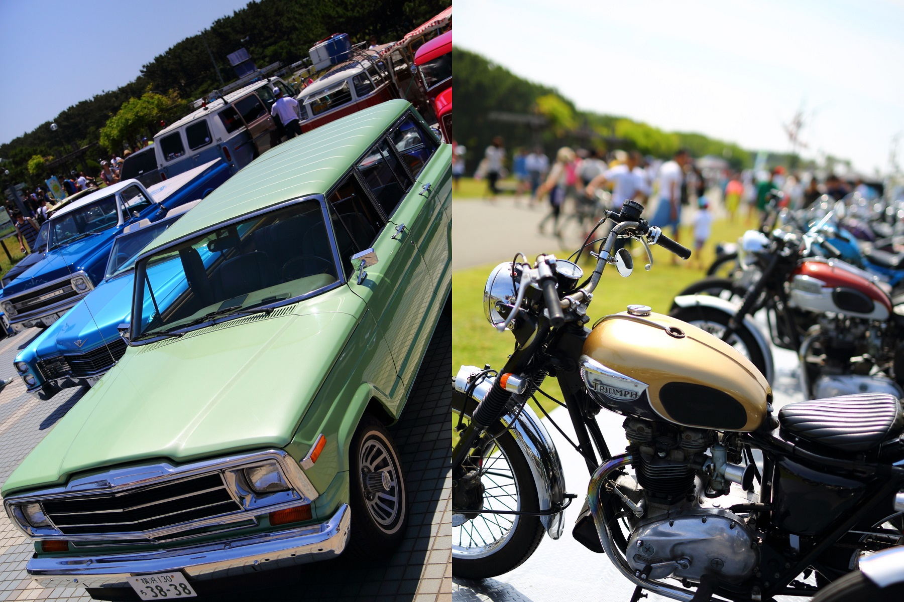 VINTAGE CAR & MOTORCYCLE
