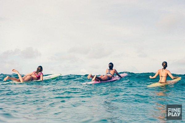 ROXY SURF SESSION 開催