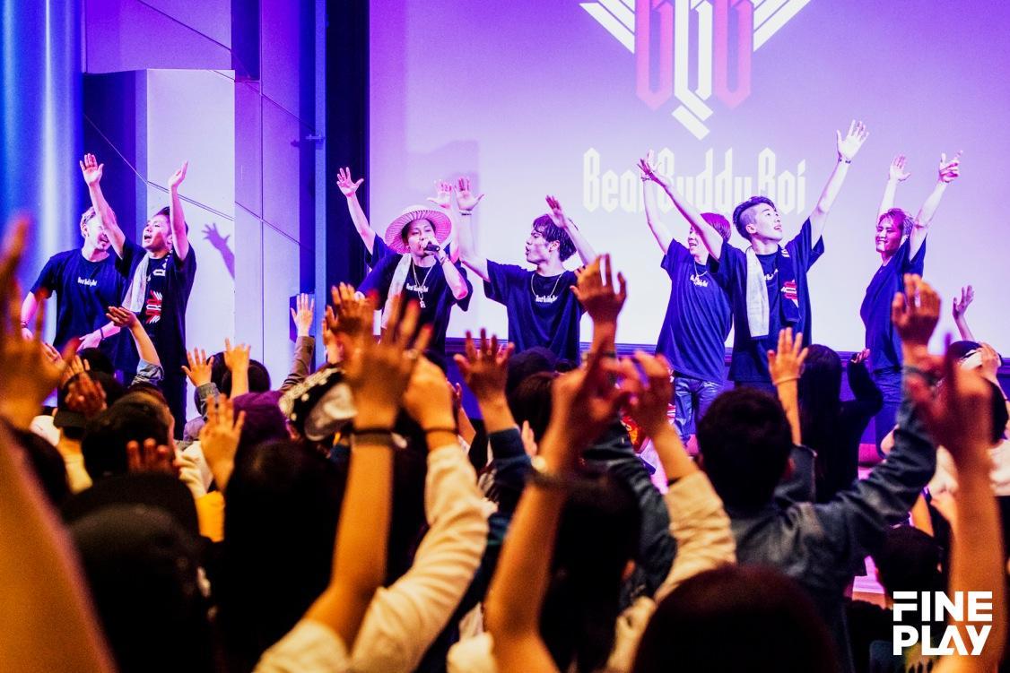 ダンスボーカルグループBeat Buddy Boiメジャーデビュー1周年記念イベント開催