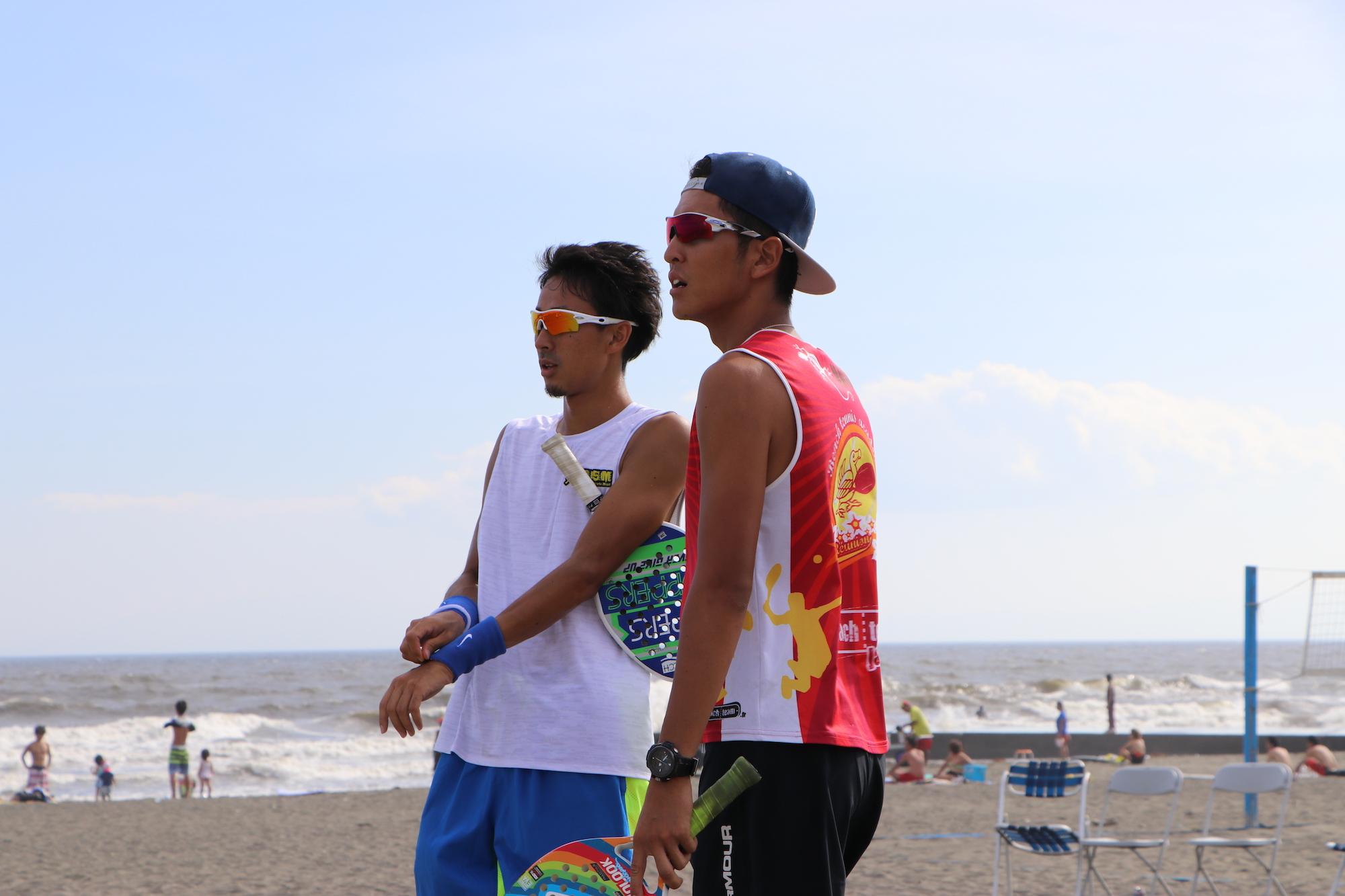 2016湘南国際ビーチテニス鵠沼オープン