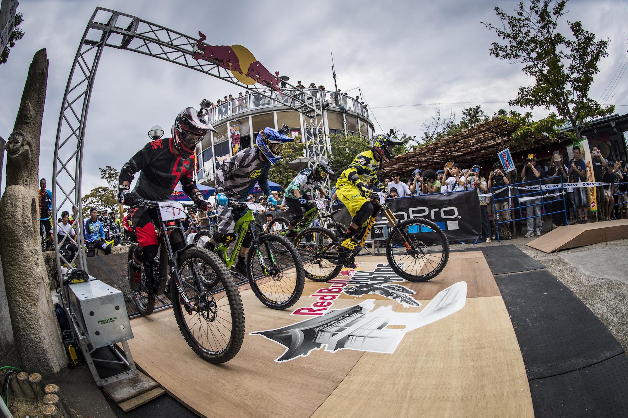 Red Bull Holy Ride2016 結果