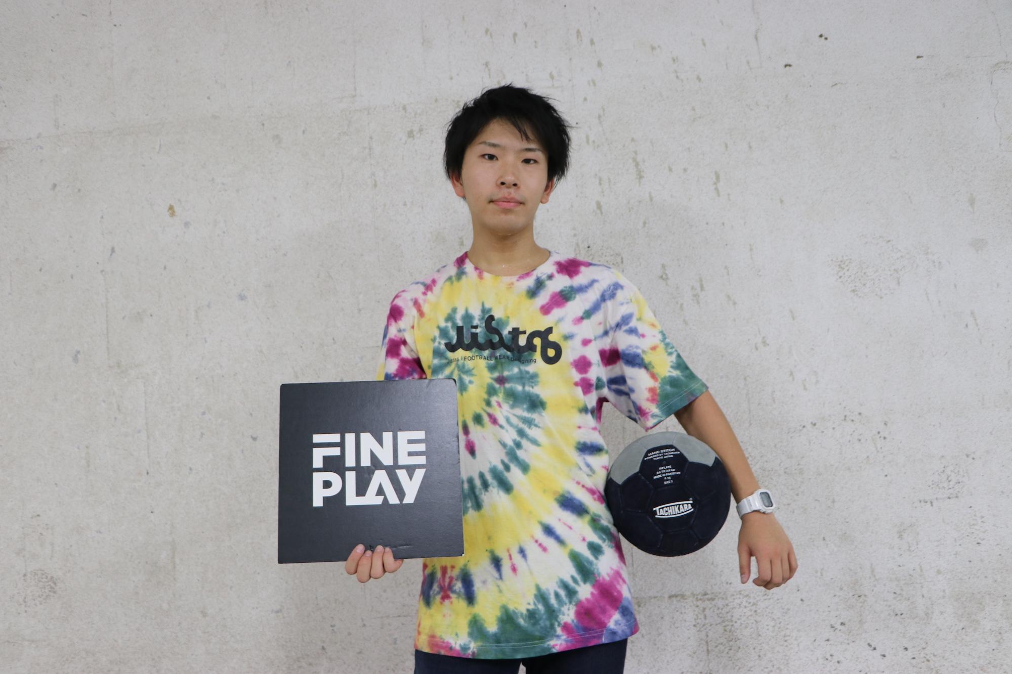 【独占インタビュー】フリースタイルフットボーラーKo-suke