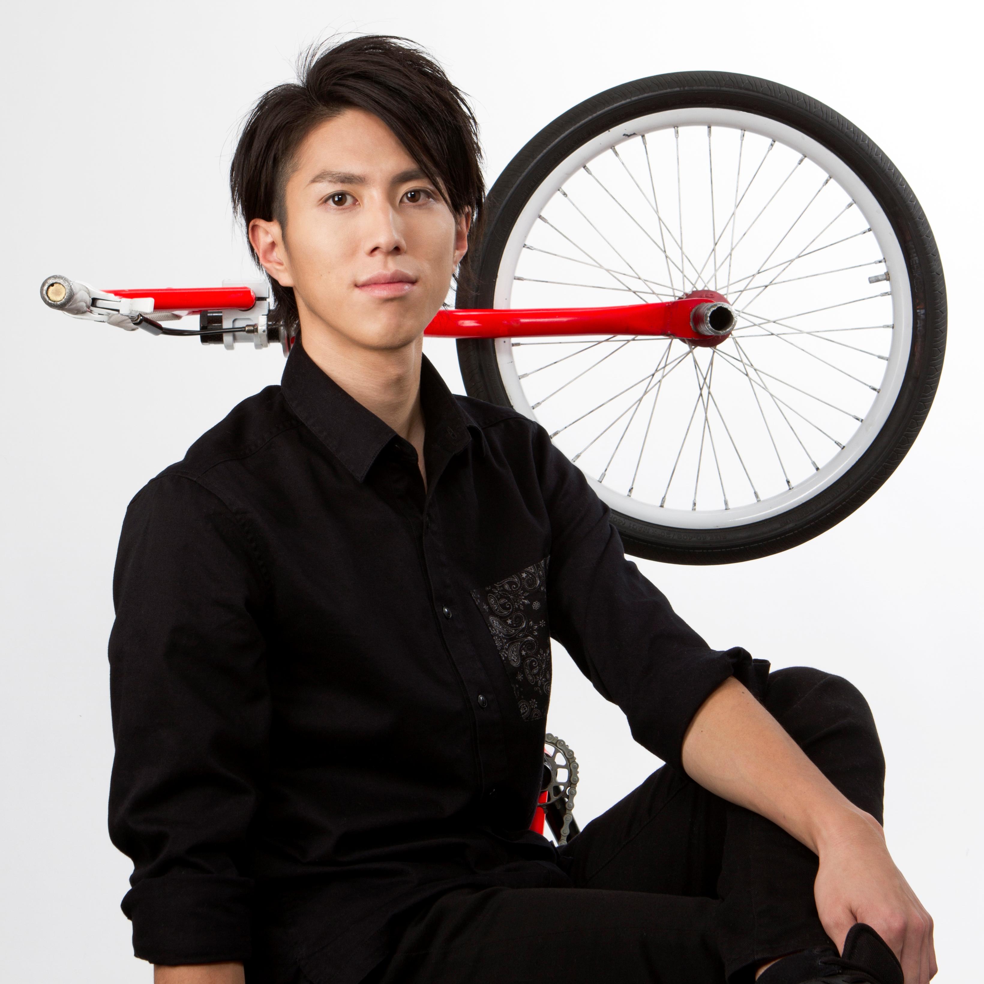 BMXライダー池田貴広 プロフィール