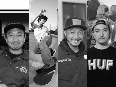 Skaters Works ー板と仕事と仲間とたばこー