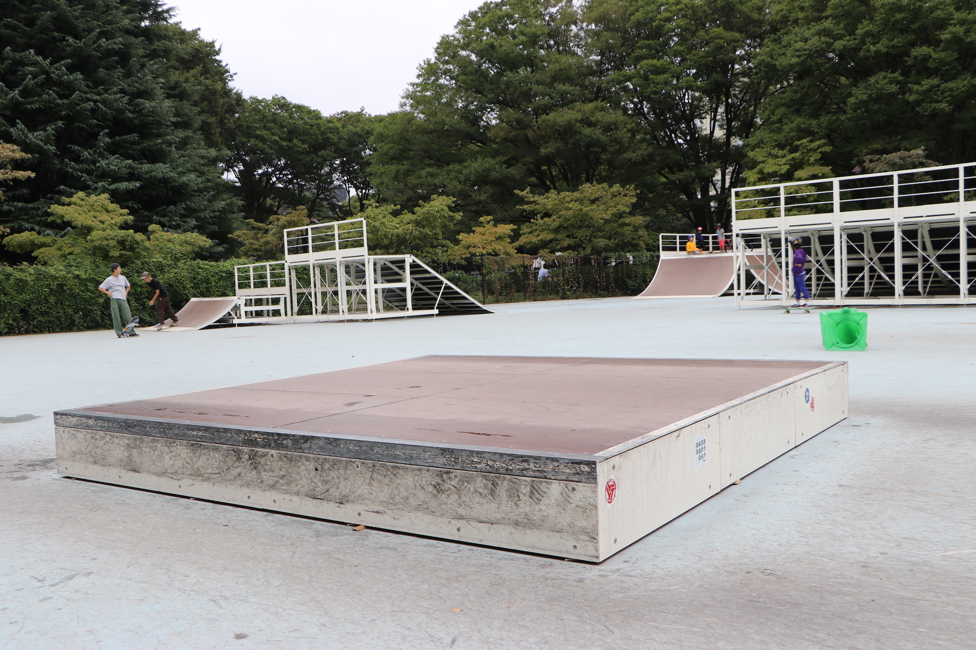 駒沢オリンピック公園ストリートスポーツ広場