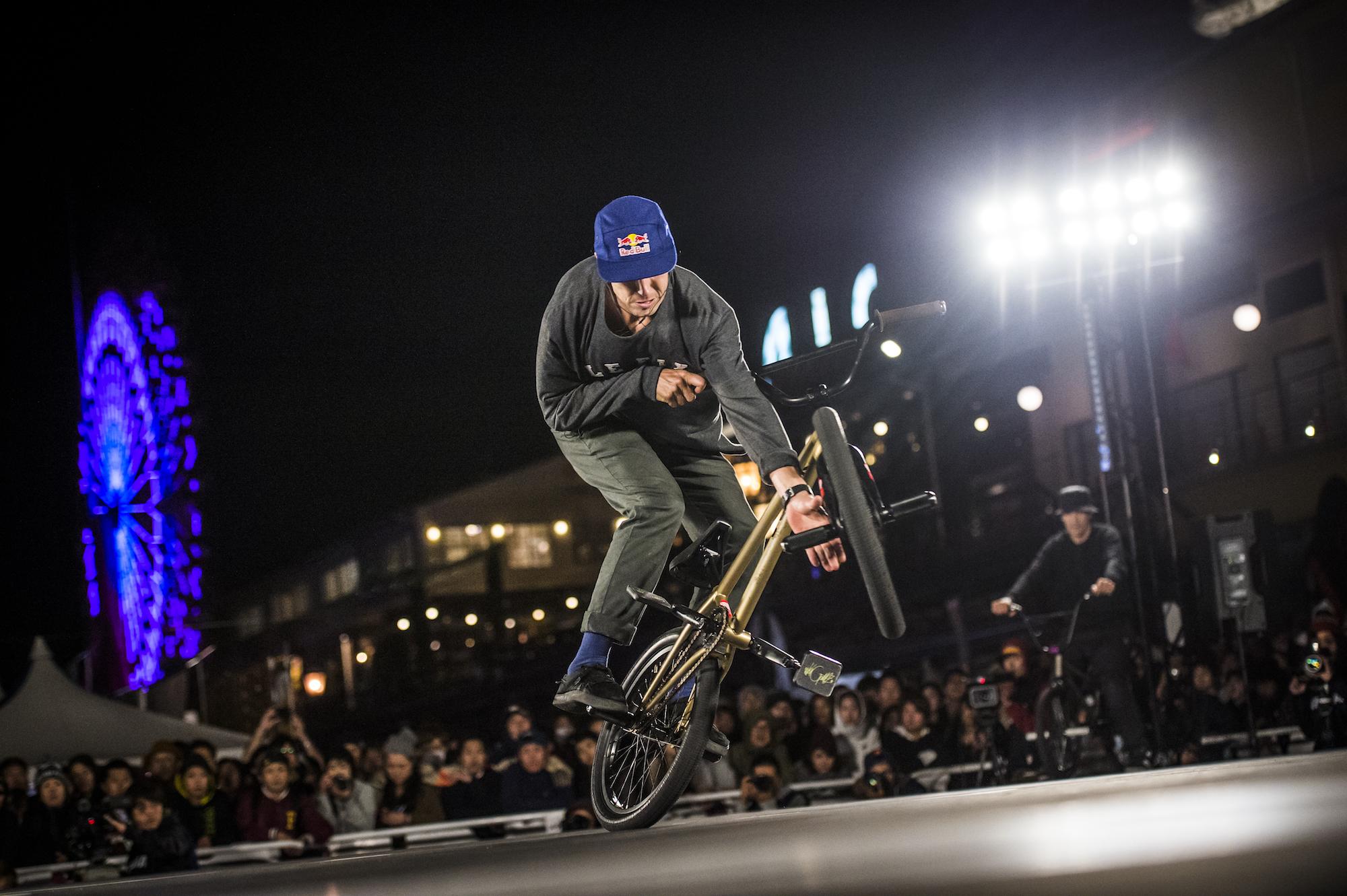 BMXフラットランド世界王者決定戦「FLAT ARK」