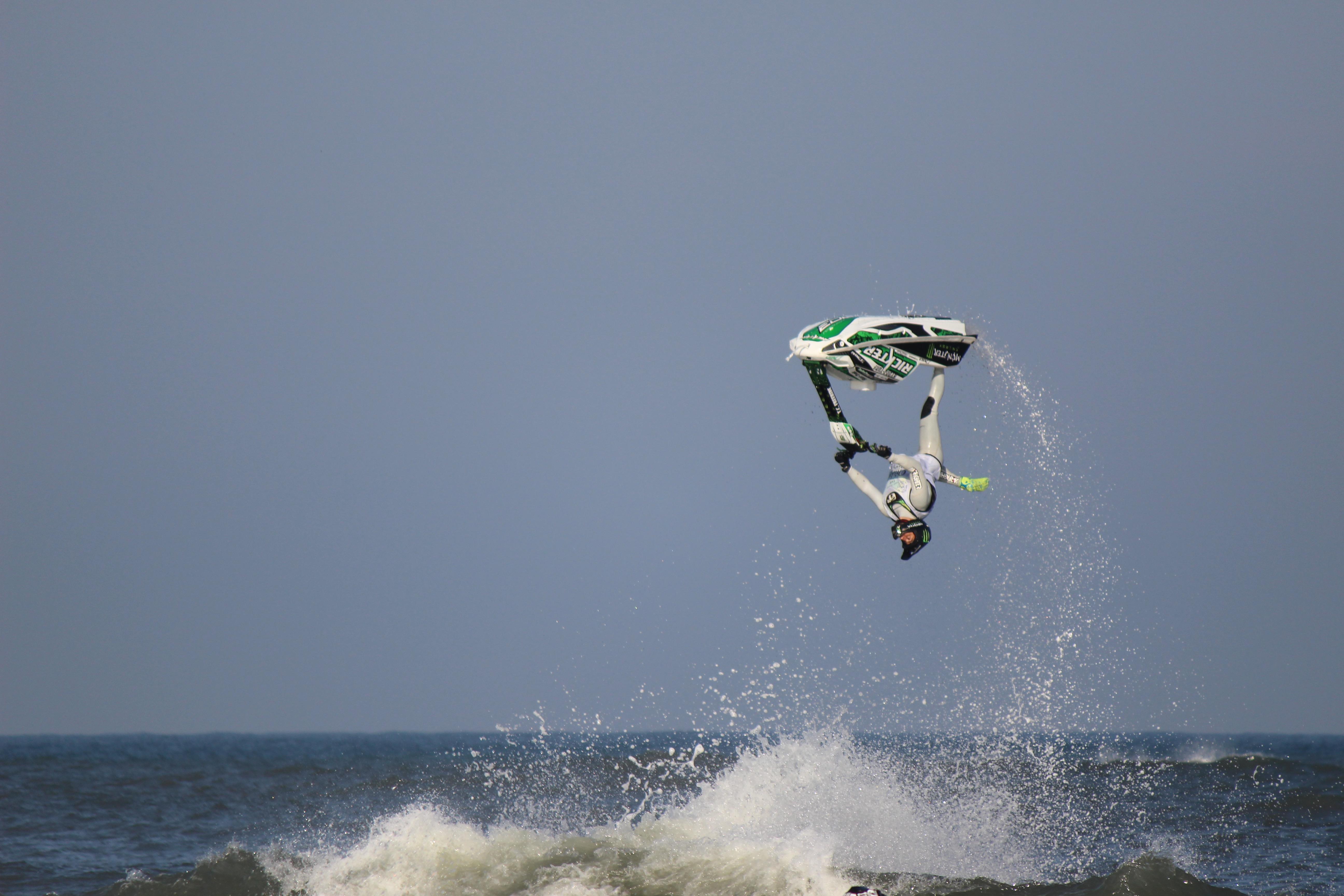 『MOTOR and SURF SCRAMBLE』