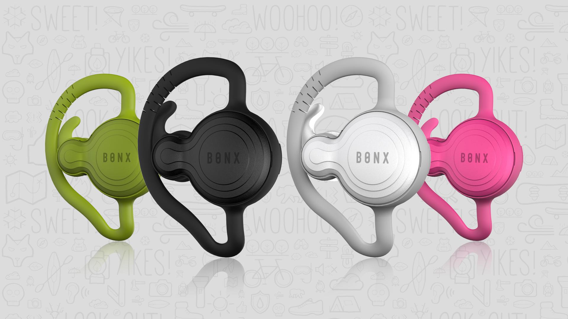 エクストリームコミュニケーションギア『BONX Grip』