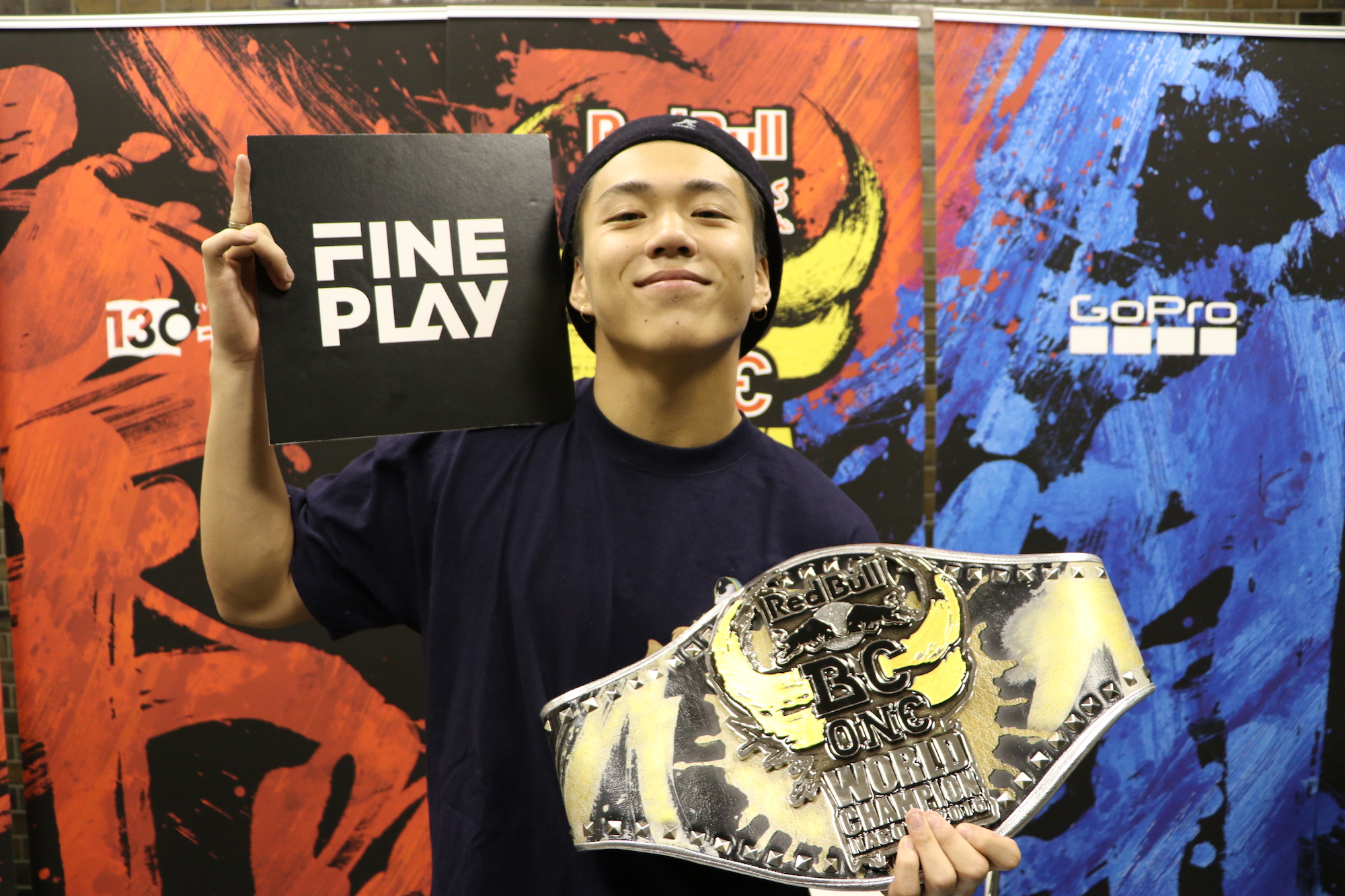 "【スペシャルインタビュー】""ISSEI ""Red Bull BC One World Champion"