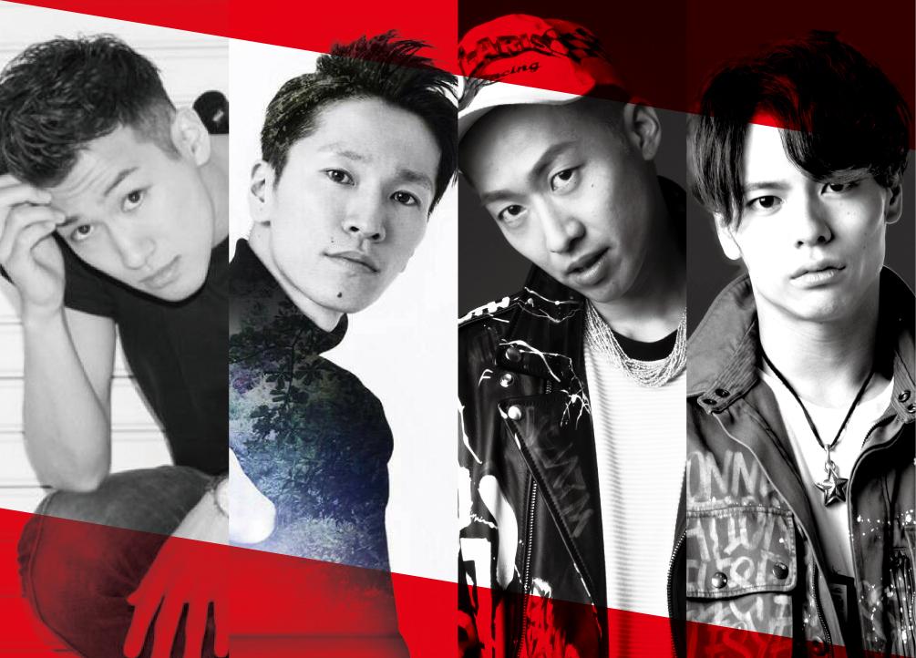 『s**t kingz × Beat Buddy Boi』(シット キングス×ビート バディ ボーイ)
