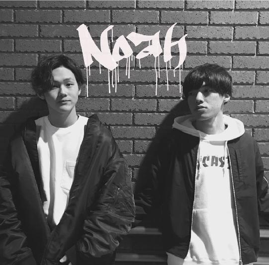 Noah/左:TAKURO 右:kenpiro(高校2年生)