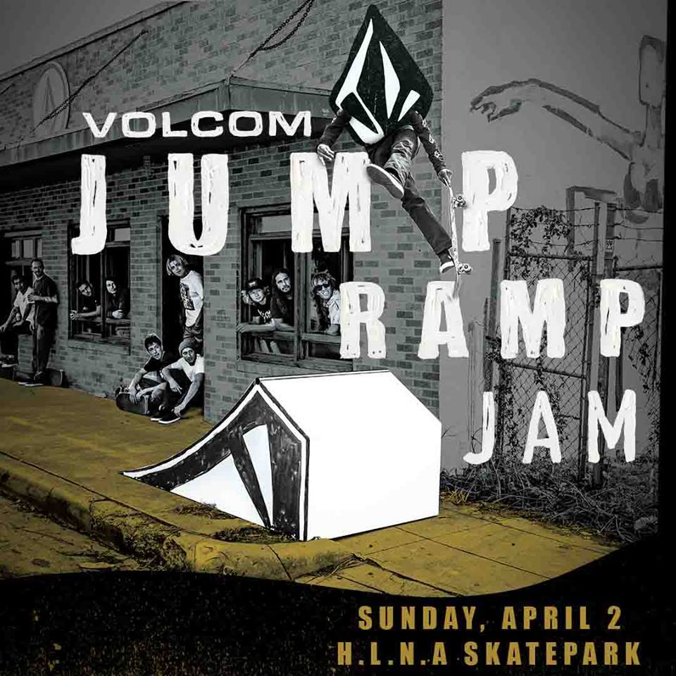 VOLCOM JUMP RUMP JAM