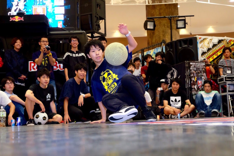 Japan Freestyle Football Championship 2017