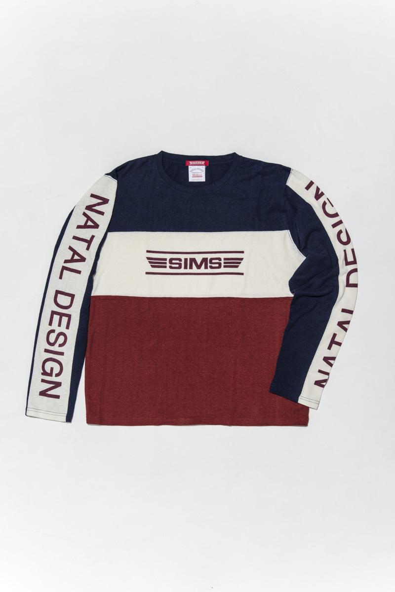 1. SSS x NATAL DESIGN HC Team Shirt ¥8,900