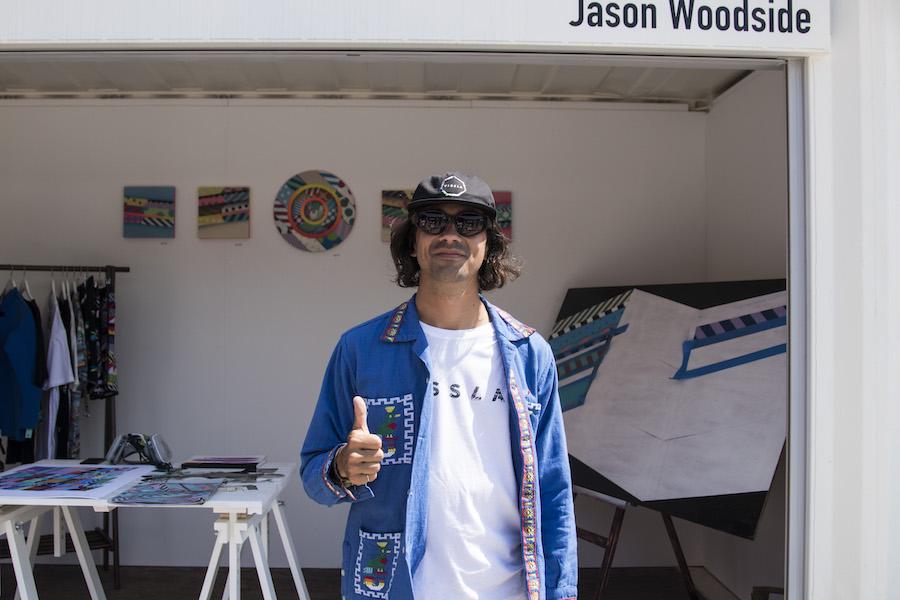 JasonWoodside(ジェイソン・ウッドサイド)