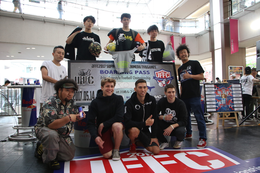 Japan Freestyle Football Championship2017