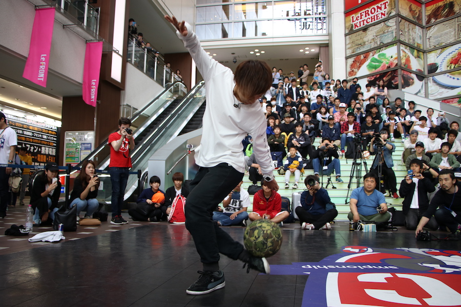 Japan Freestyle Football Championship2017