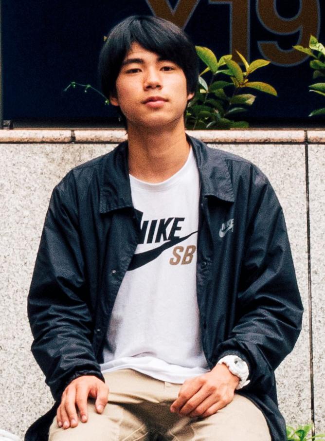堀⽶雄⽃(Yuto Horigome)