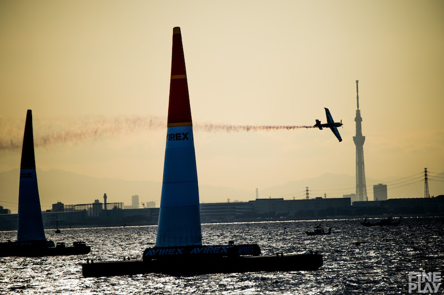 『Red Bull Air Race World Campionship 2017』