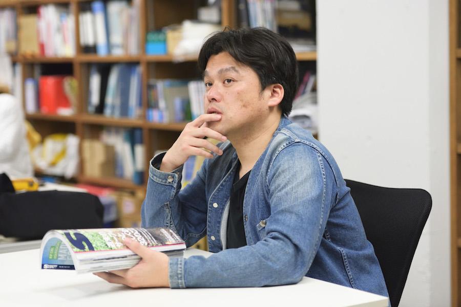 サーフィンライフ編集長小山内隆