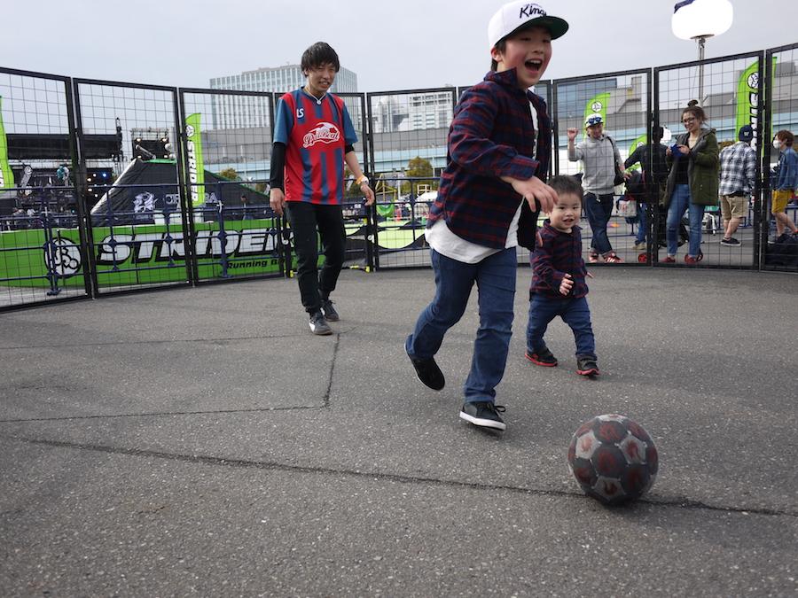 Duel Soccer(デュエルサッカー)