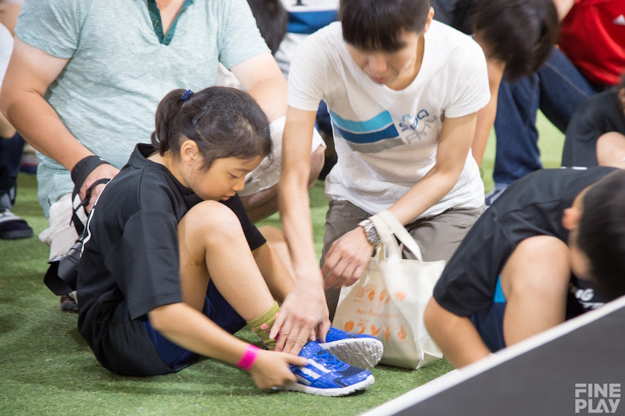 YOUNG ATHLETES CHALLENGE in ADIDAS ROCKSTARS TOKYO