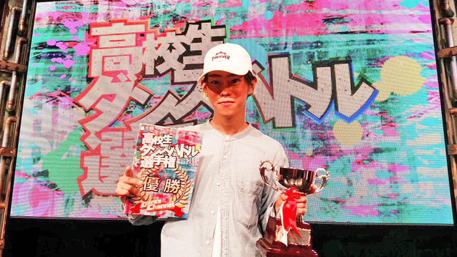 初代チャンピオン:TAKUMI POP/福島