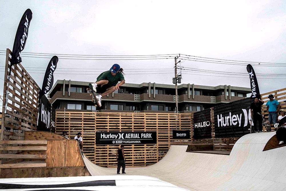 Hurley Aerial Park @KBP Yuigahama
