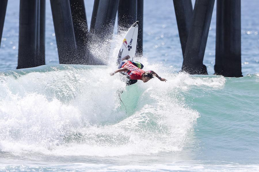 五十嵐カノア「Vans US Open of Surfing」制覇
