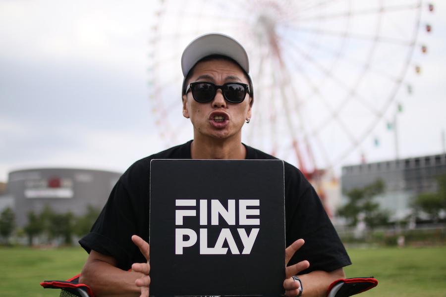 【CHIMERA×FINEPLAY特別企画】インラインスケーター伊藤千秋インタビュー