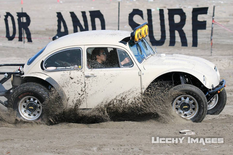 MOTOR and SURF SCLAMBLE