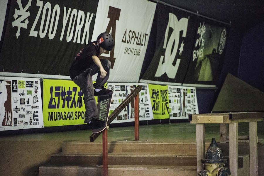 AJSA最終戦『ムラサキカップ』