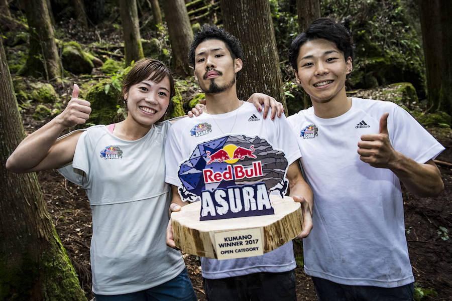 Red Bull Asura Exhibition Session