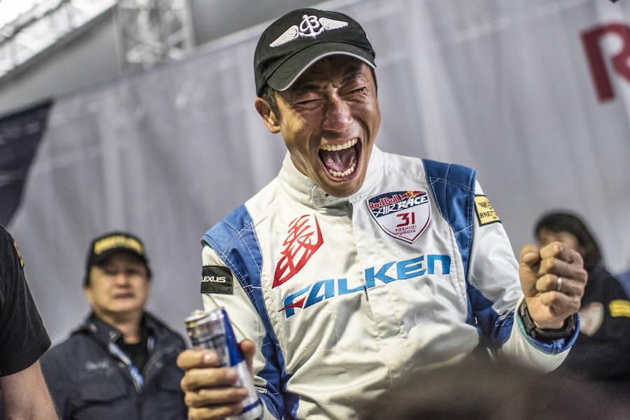 Yoshihide Muroya (JPN)