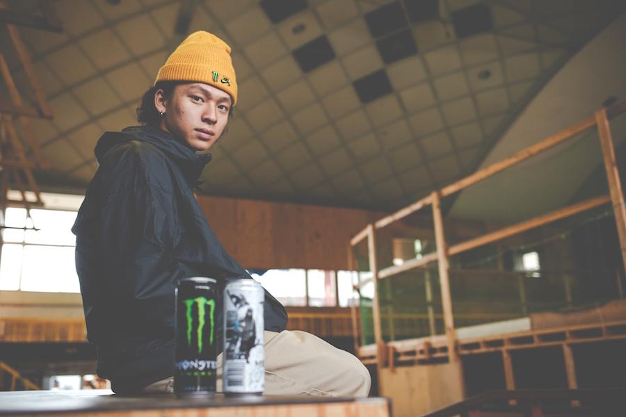 平野歩夢インタビュー