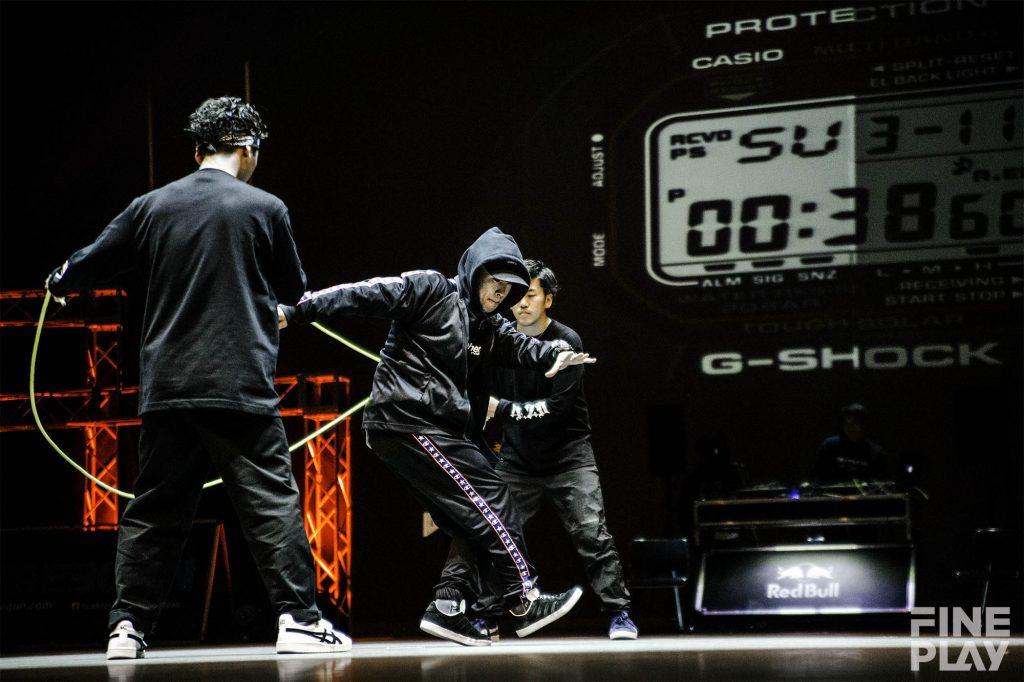DOUBLE DUTCH CONTEST JAPAN 2018