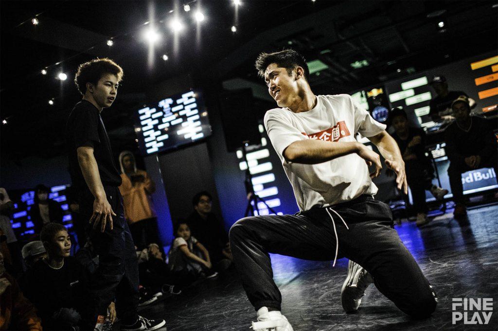 Bboy OKEYJOE/photo:kazuki