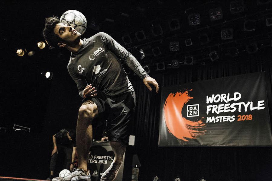 DAZN World Freestyle Masters 2018