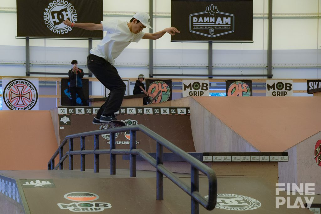 DAMN AM JAPAN presented by DC Shoes