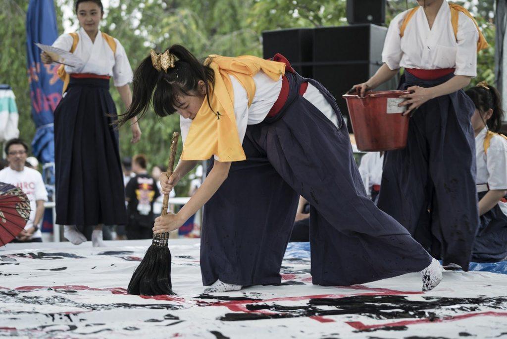 弘前城本丸がテーマパーク