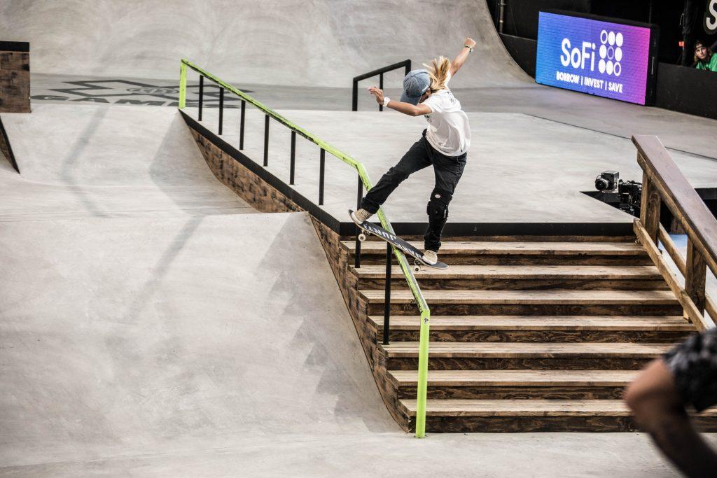 西村碧莉がシルバーメダル獲得!「X Games Minneapolis 2018」