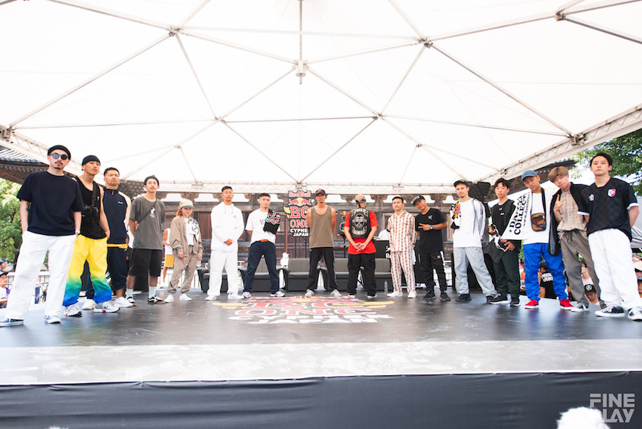 Red Bull BC One Japan Cypher2018