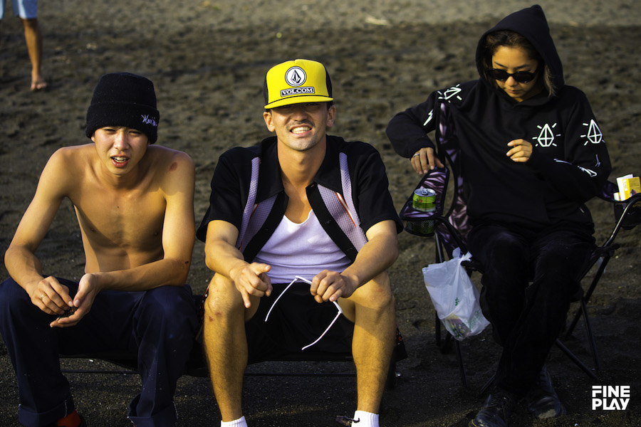 THE SURFSKATERS