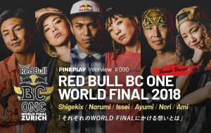【Special Interview】Red Bull BC One