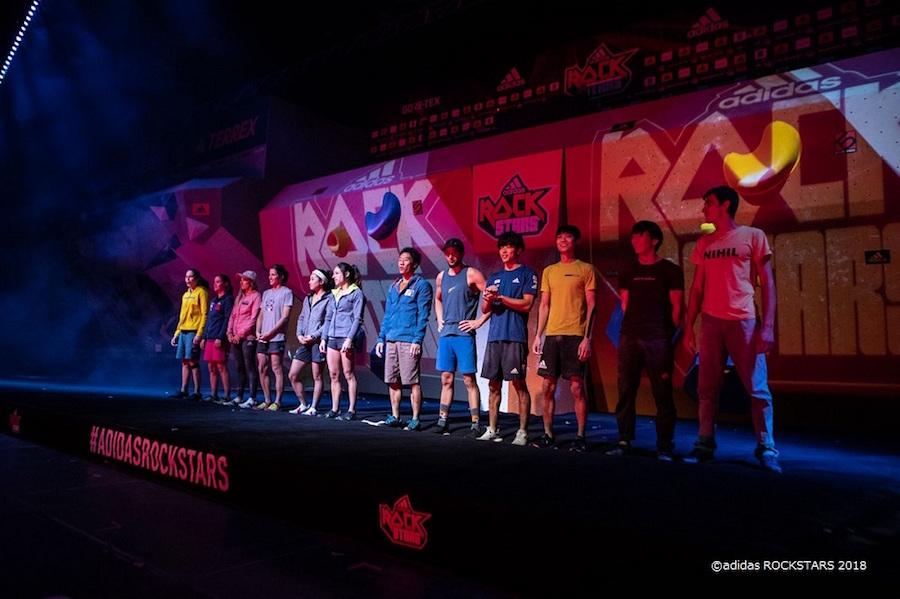 adidas ROCKSTARS 2018