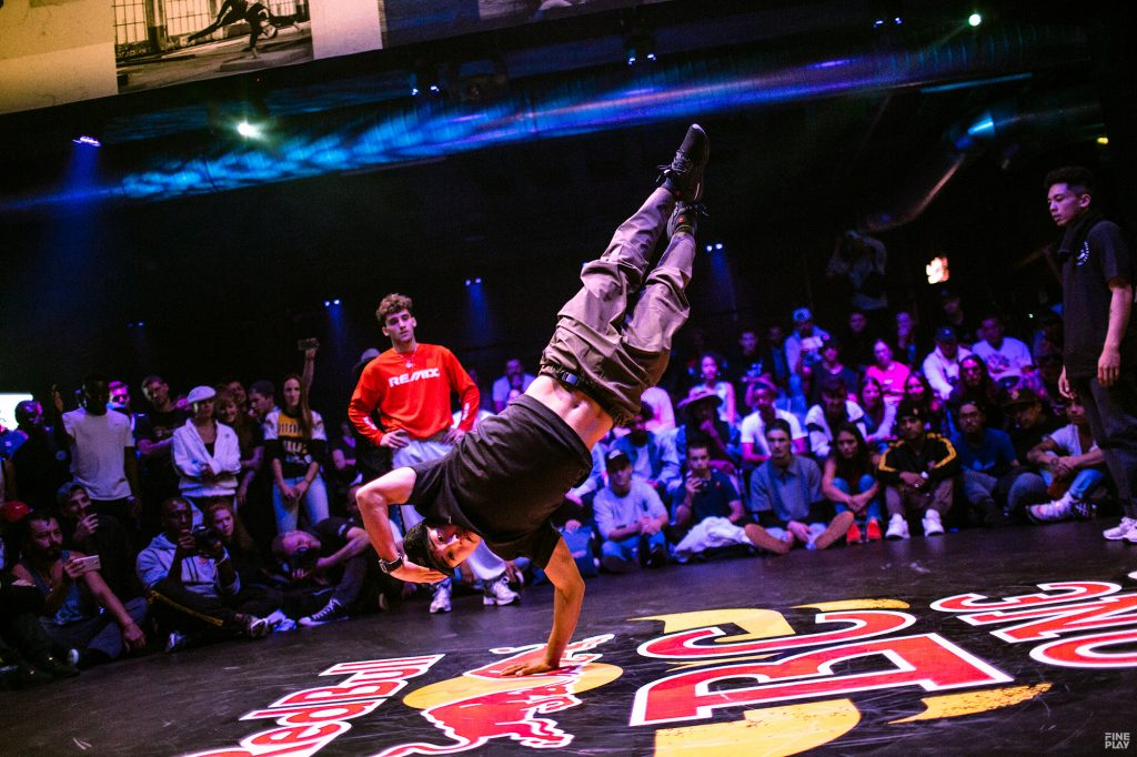Red Bull BC One World Final 2018