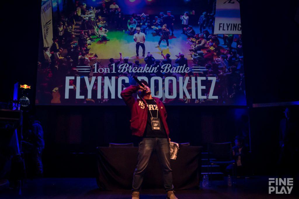 FLYING ROOKIEZ