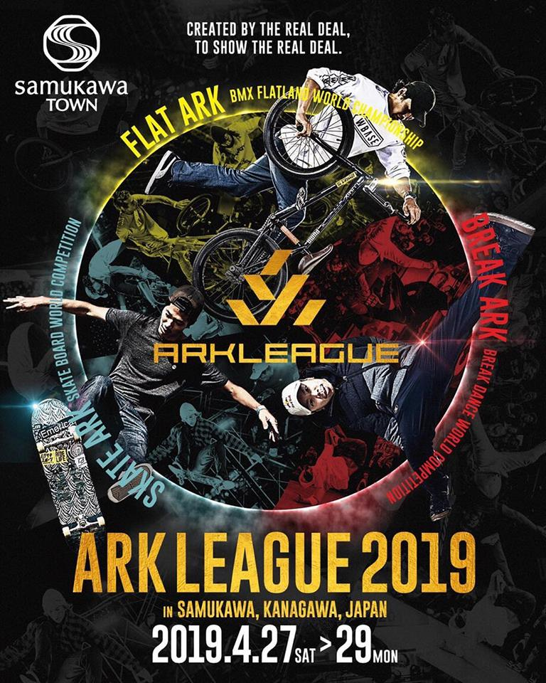 ARK LEAGUE 2019